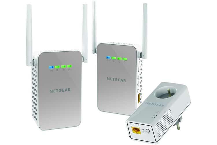 NETGEAR PLPW1000T-100FRS CPL