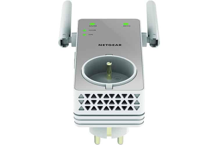 Netgear EX3800-100FRS test