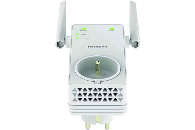 Netgear EX6130-100FRS test