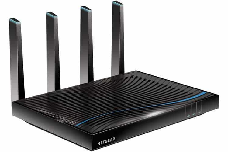 Netgear R8500-100PES routeur wifi