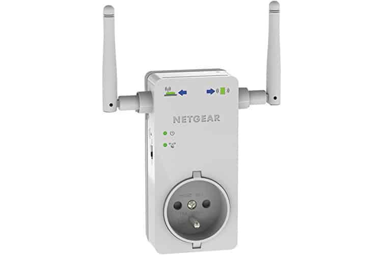 Netgear WN3100RP-100FRS répéteur wifi