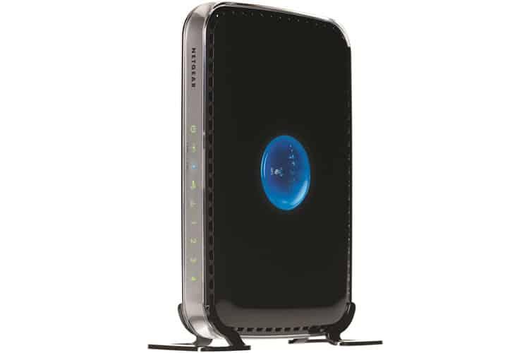 Netgear WNDR3400-100PES routeur wifi