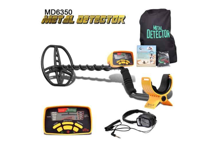 SHUOGOU MD-6350 détecteur de métaux