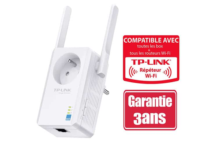 TP-Link TL-WA865RE test