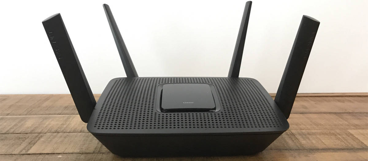 test routeur wifi