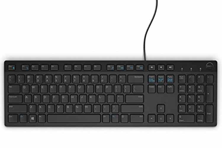 Dell Multimedia Keyboard-KB216 clavier