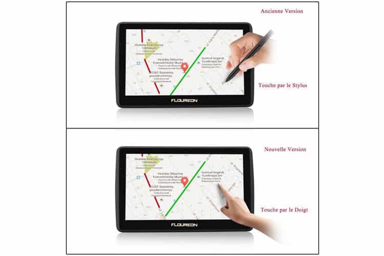 Floureon GPS Voiture avis