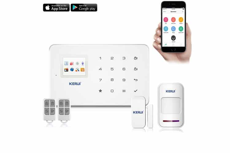 KERUI G18 Android alarme maison