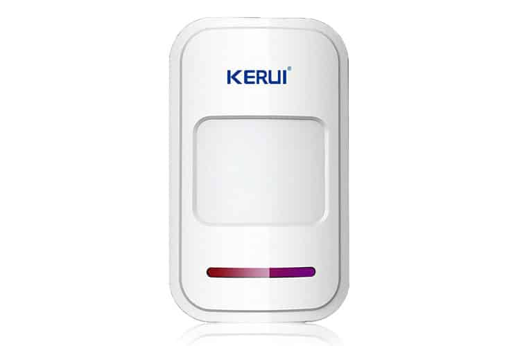KERUI G18 Android test