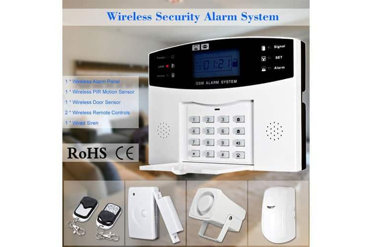 KKmoon GSM SMS alarme maison