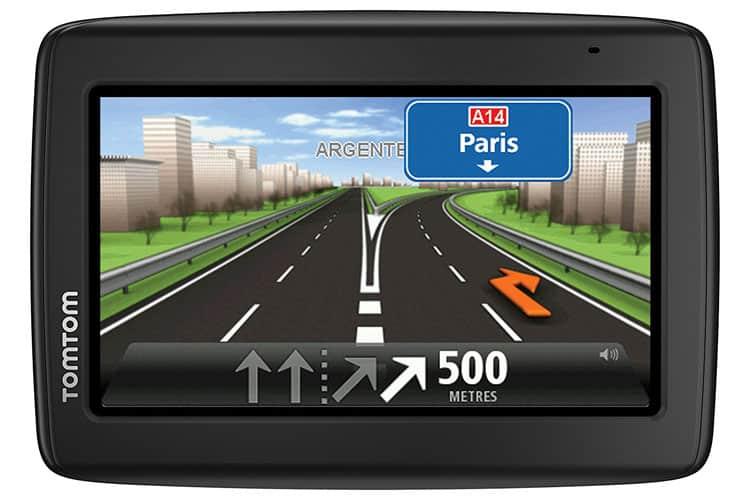 TomTom START 25M GPS