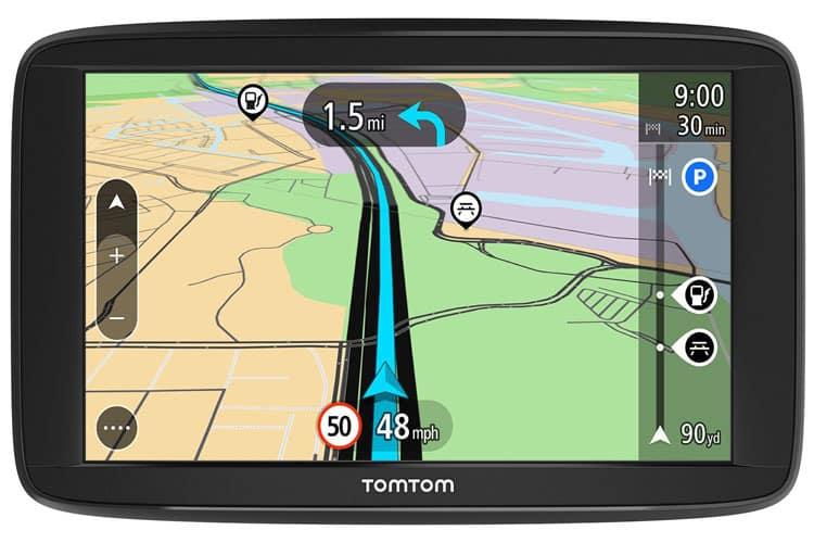 TomTom START 62 GPS