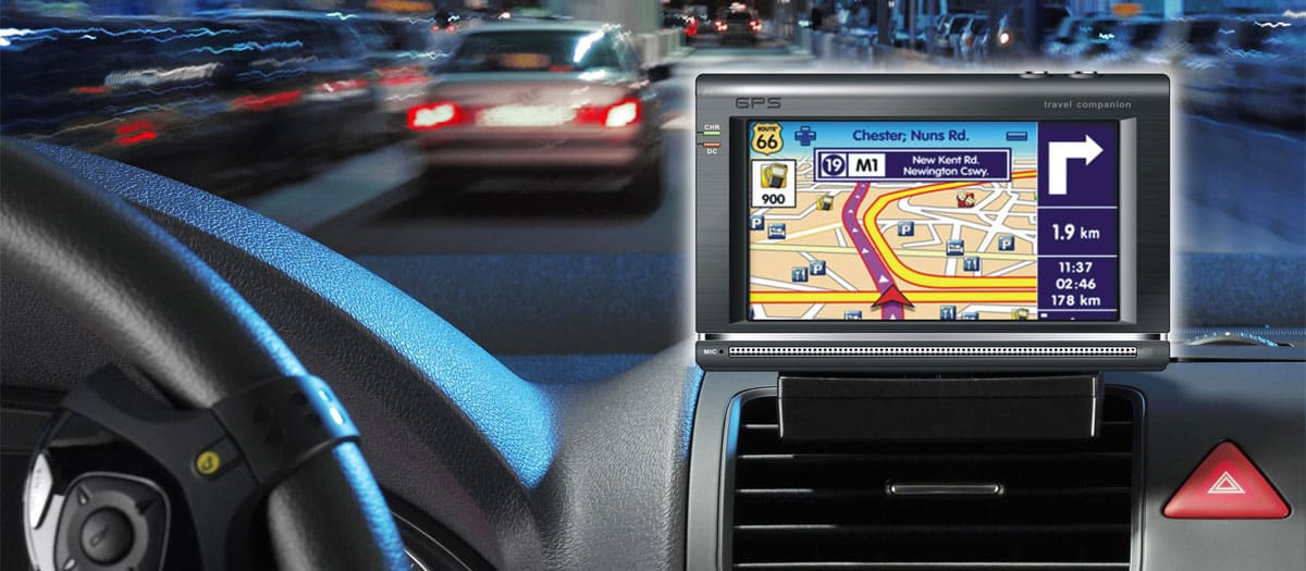 comparatif GPS