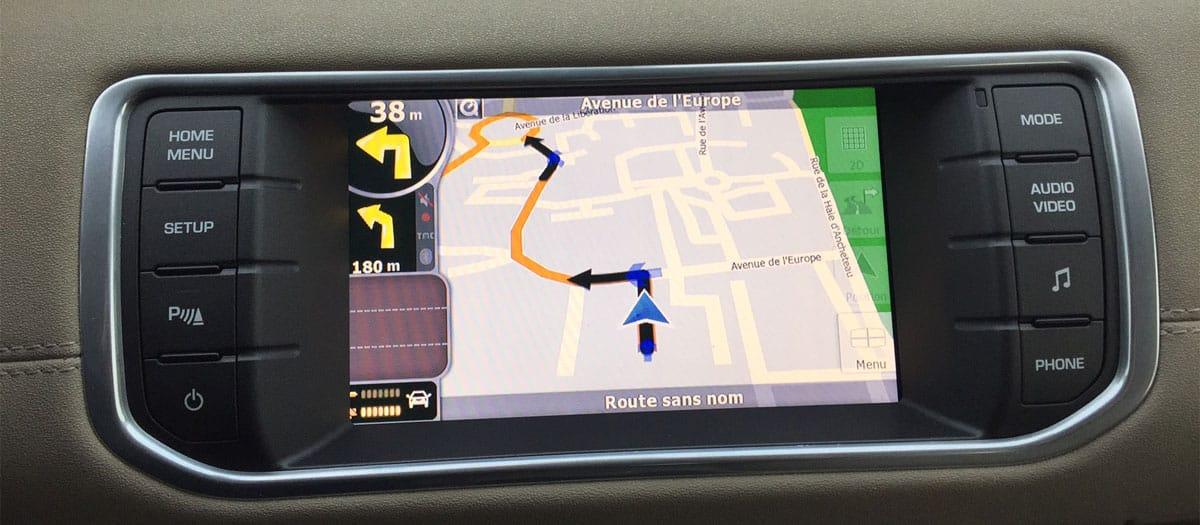 test GPS
