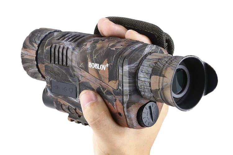 Boblov 8 GB Camouflage avis