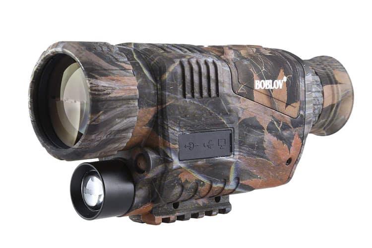 Boblov 8 GB Camouflage jumelle à vision nocturne