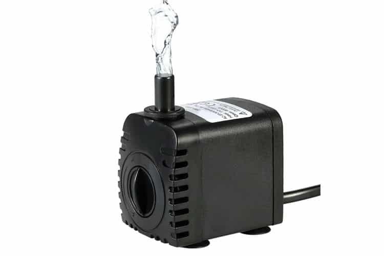 Decdeal pompe à Eau Submersible pompe à eau