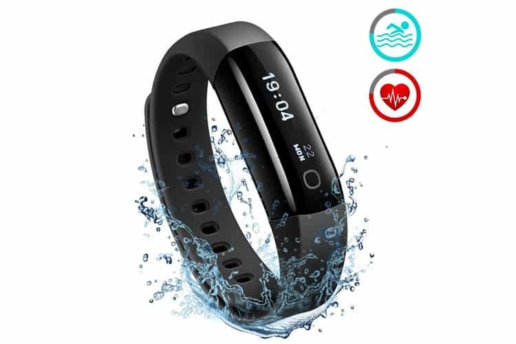 Mpow Bracelet Intelligent Sport montre natation