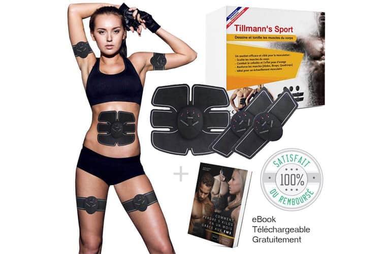 Tillmann's Sport Electrostimulateur électrostimulateur