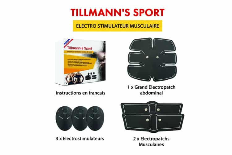 Tillmann's Sport Electrostimulateur test