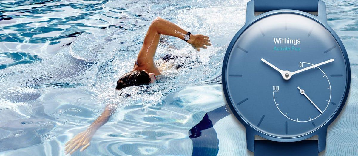 achat montre natation