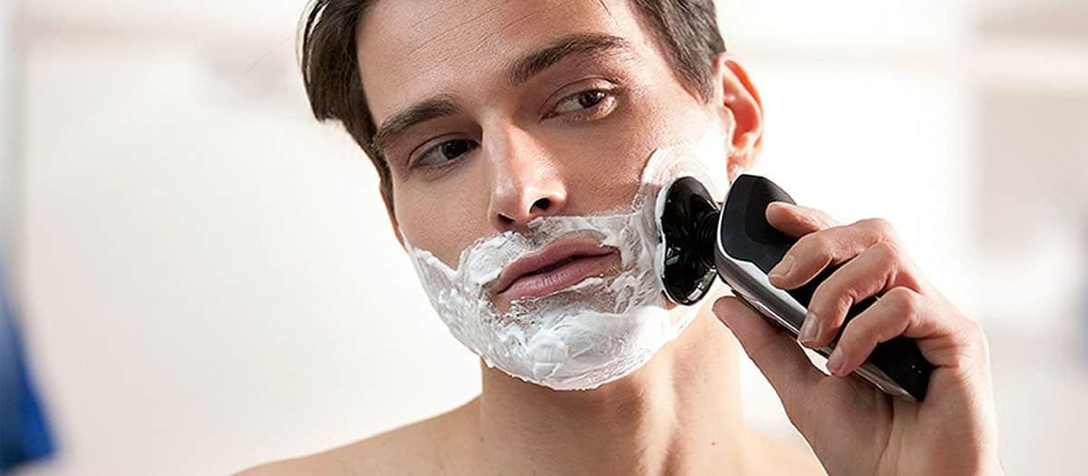 test tondeuse à barbe
