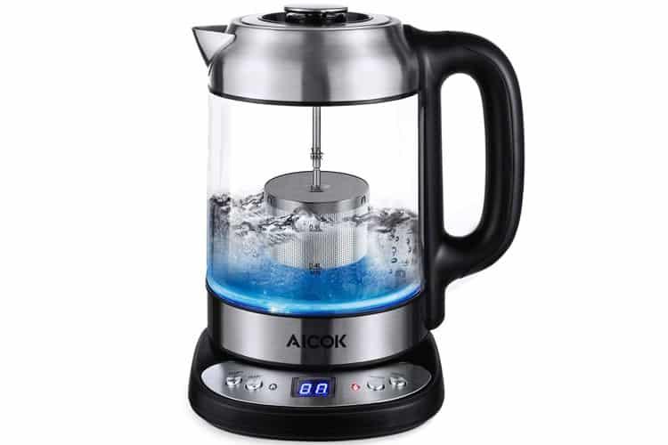 Aicok Théière machine à thé
