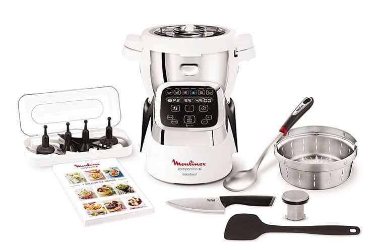 Moulinex HF806E10 robot cuiseur