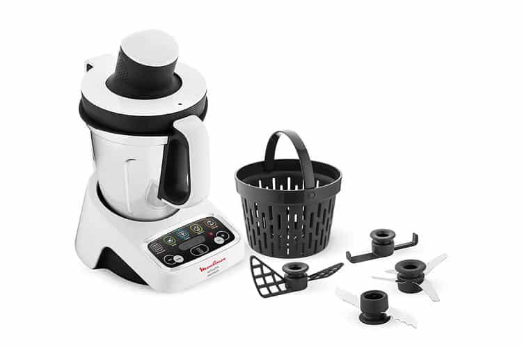 Moulinex YY2978FG Volupta robot cuiseur