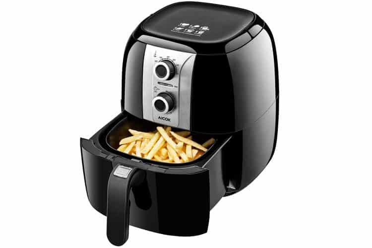 Aicok multifonction7-en-1 friteuse sans huile