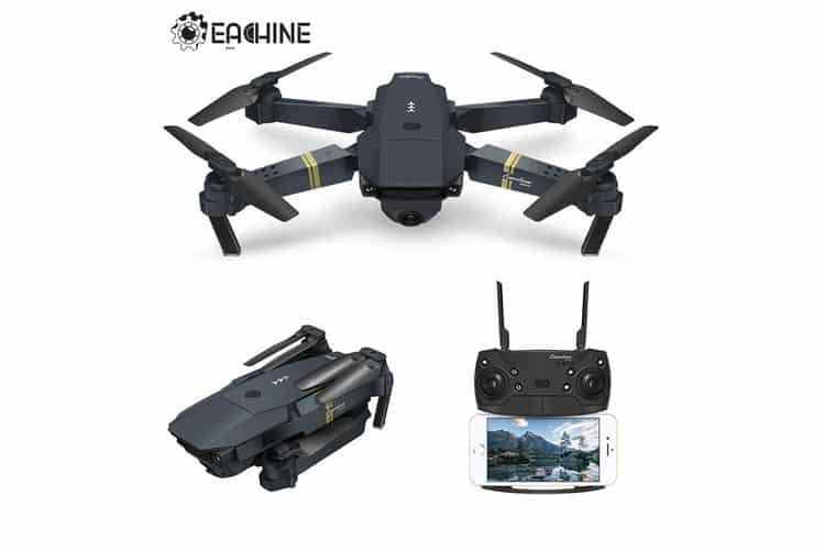 EachineE58 drone avec caméra