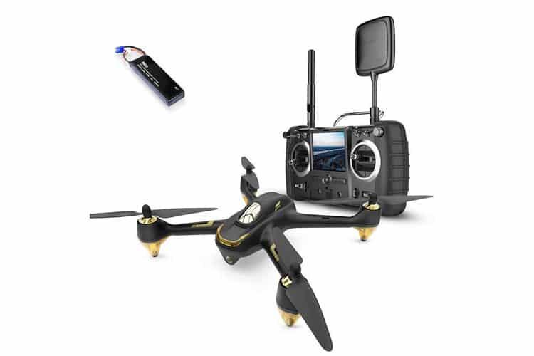 HubsanH501S X4 Pro drone avec caméra