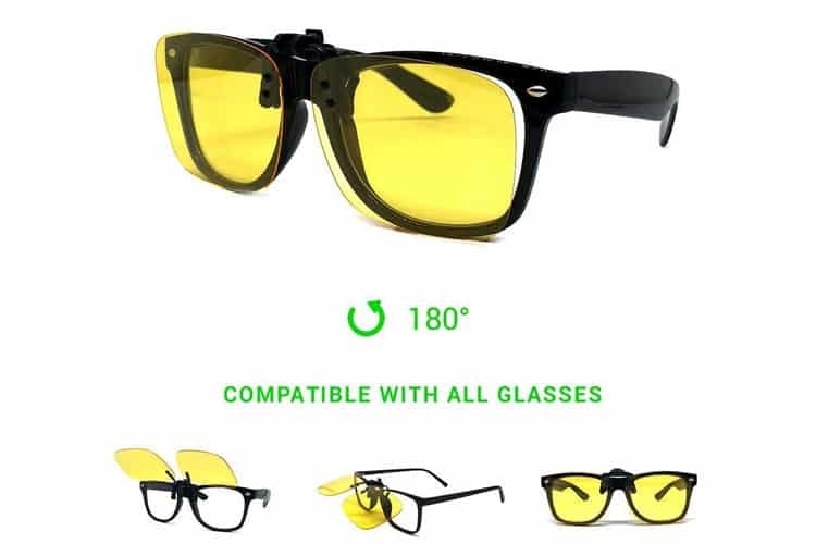 Lusee Anti Fatigue L lunettes gamer