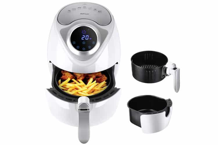 MVPower friteuse sans huile friteuse sans huile