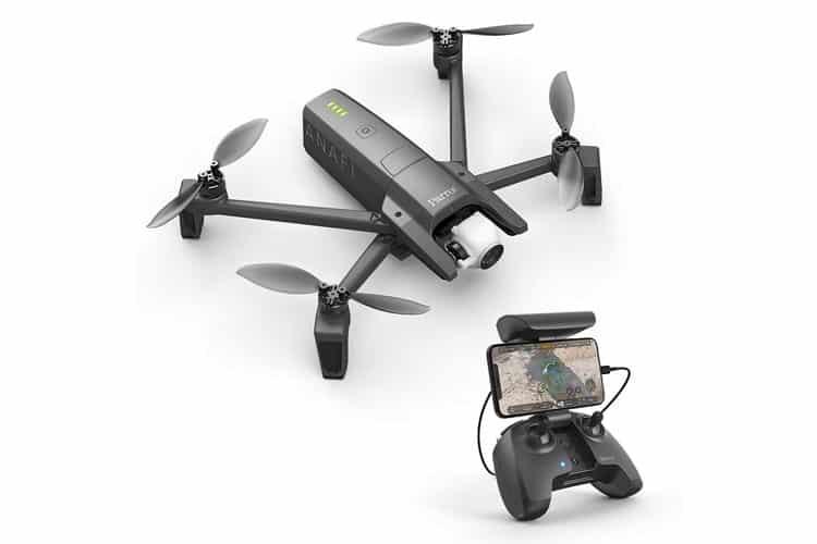 Parrot Anafi drone avec caméra