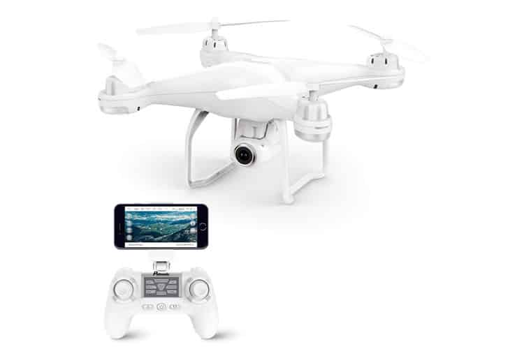drone camera telecommande