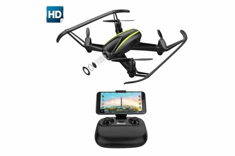 PotensicU36W RC drone avec caméra