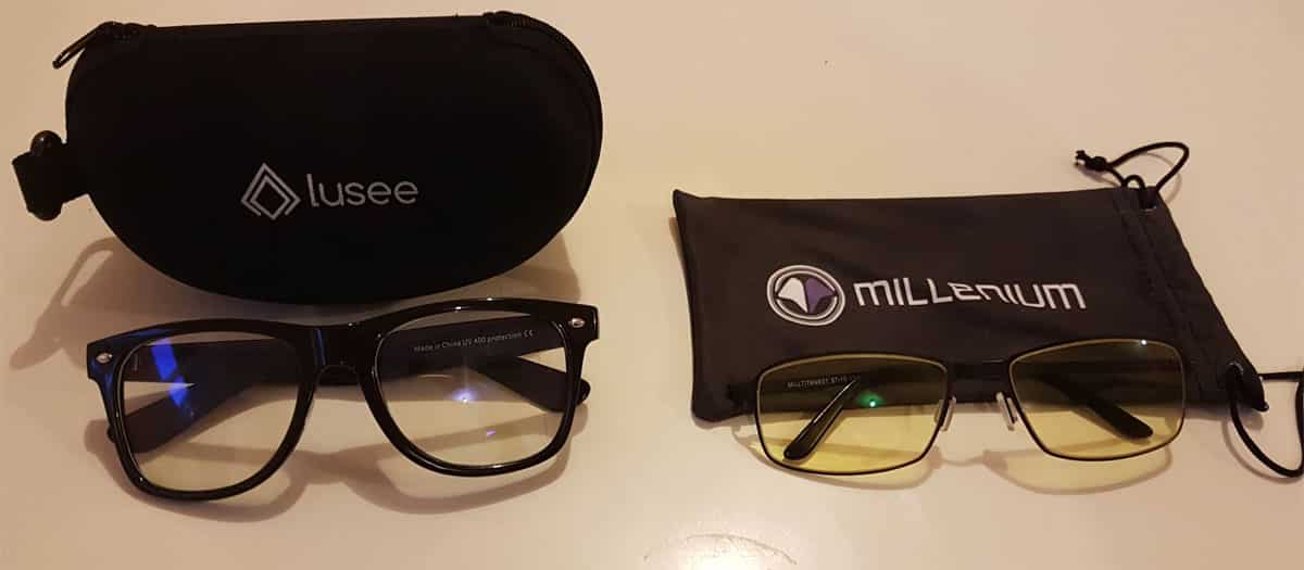comparatif lunettes gamer