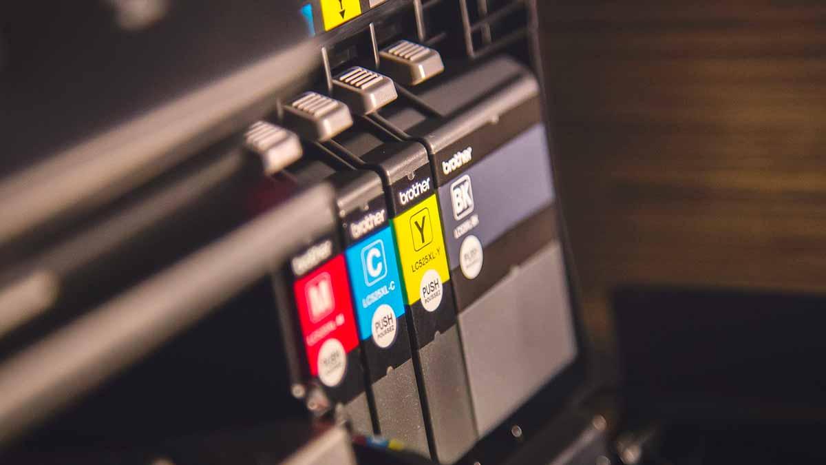 test imprimante jet d'encre