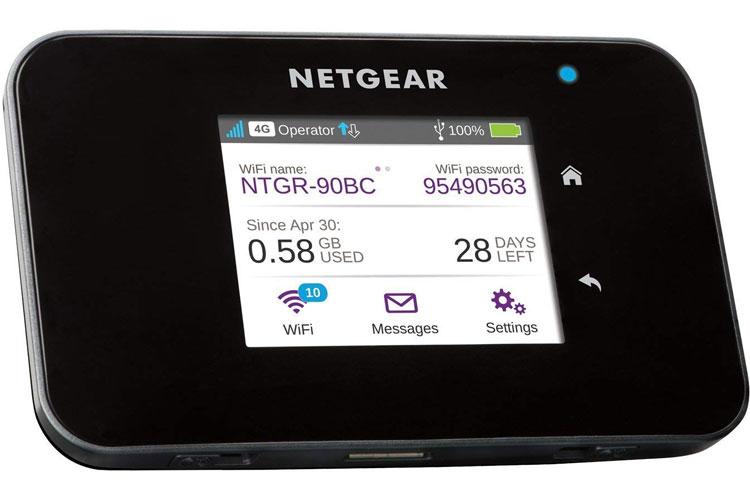 Netgear AC810-100EUS routeur 4G