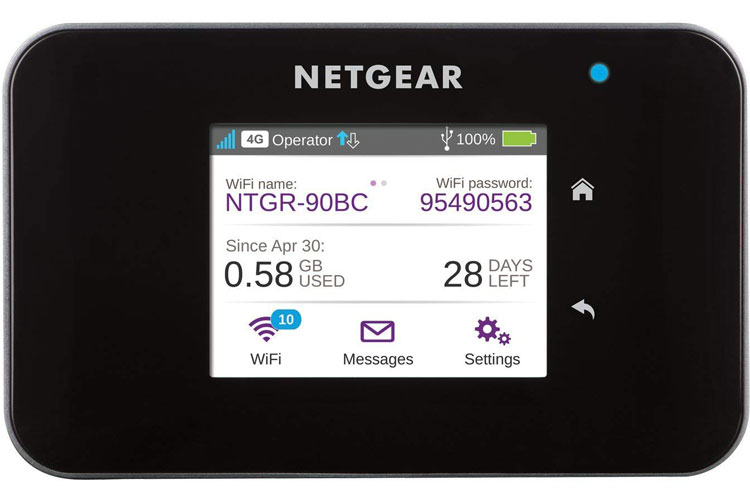 Netgear AC810-100EUS test