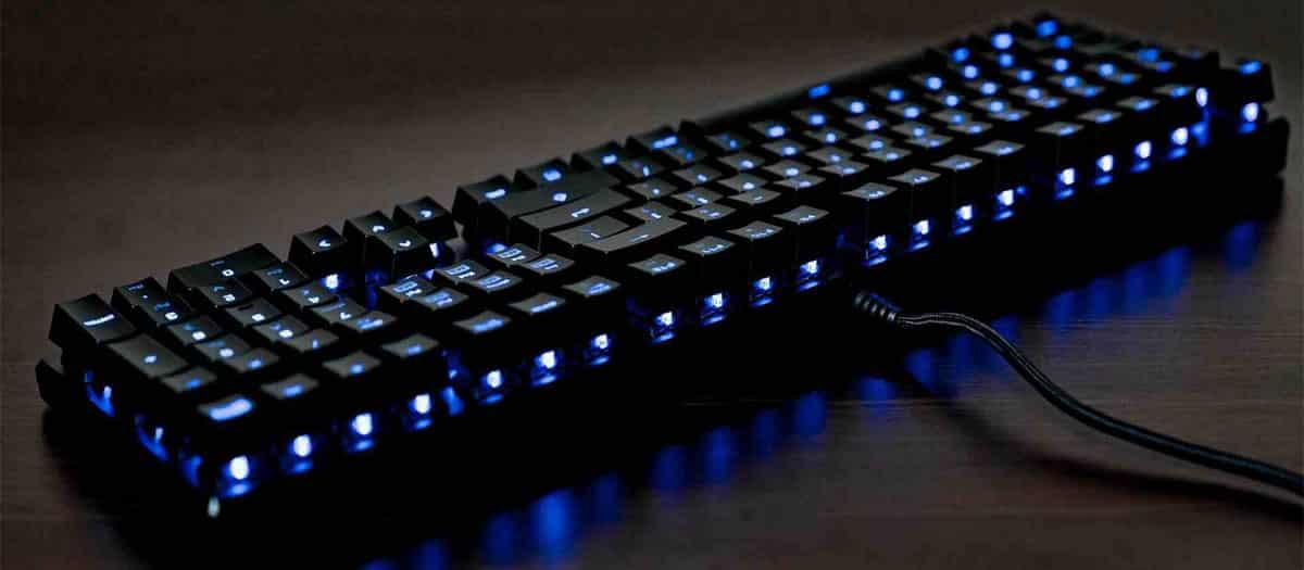 clavier mécanique pas cher