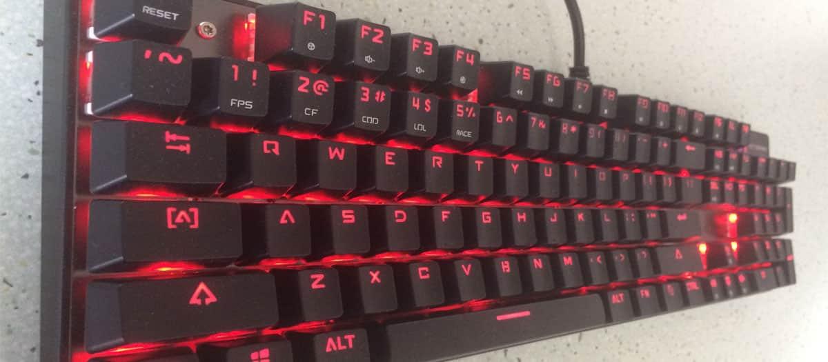 meilleur clavier mécanique