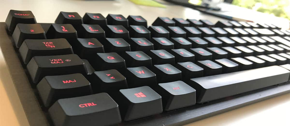 prix clavier mécanique