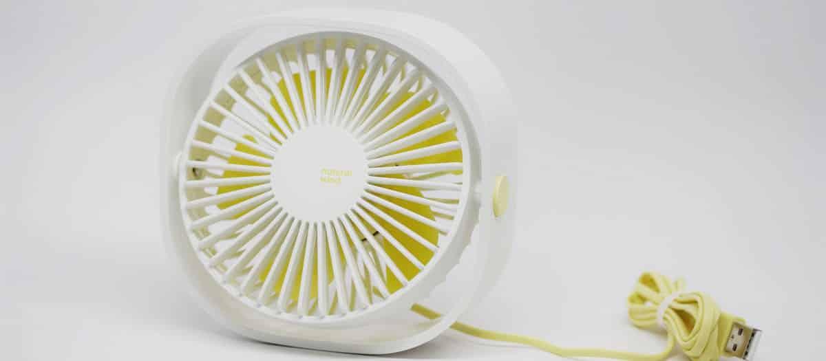 meilleur ventilateur USB