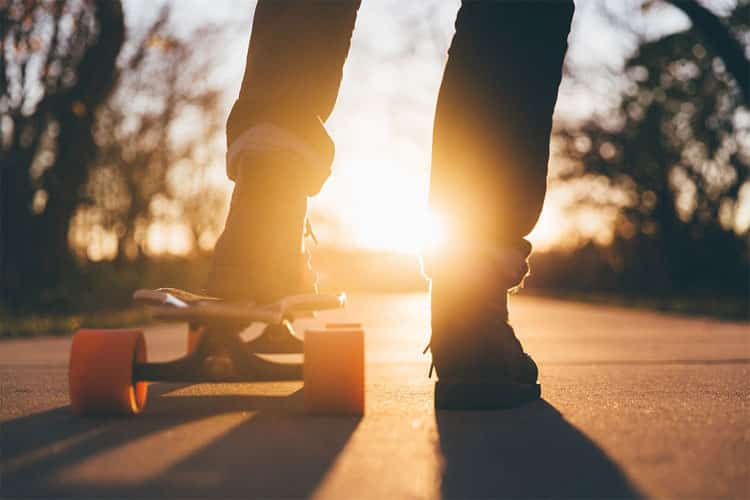 choisir type moteur skateboard électrique