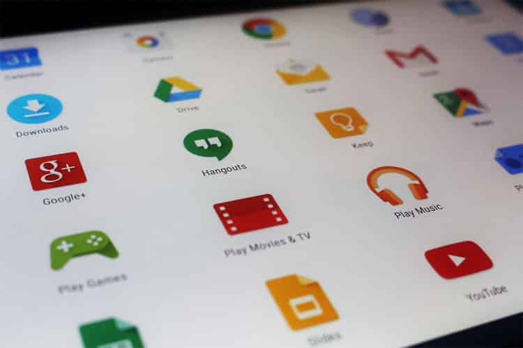 verrouiller applications android