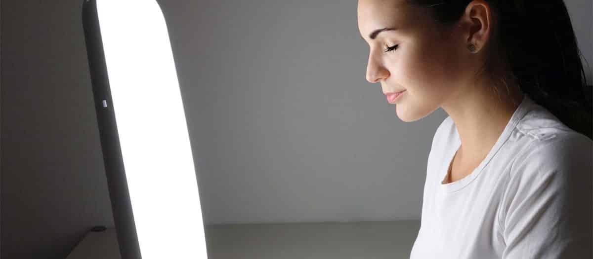 achat lampe luminothérapie