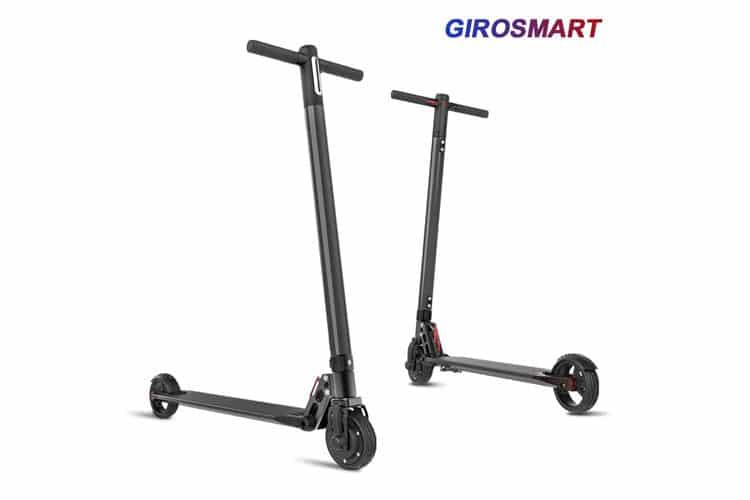 GiroSmart Globe Pliable trottinette électrique