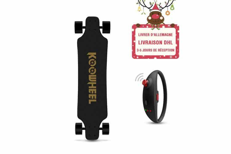 Koowheel kooboard skate électrique